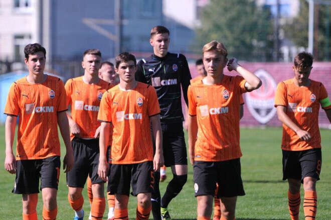 """19-річні """"гірники"""" стартували в Юнацькій Лізі УЄФА з переконливої перемоги - «Шахтар» розгромив «Шериф» в Юнацькій Лізі УЄФА"""