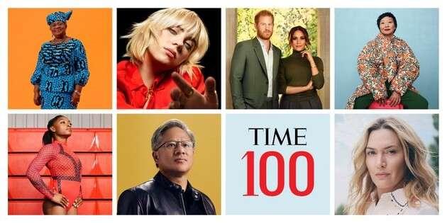 У категорії «Кумири» опинились принц Гаррі і його дружина Меган Маркл - Підсумки 2021 року: Time назвав сотню найвпливовіших людей