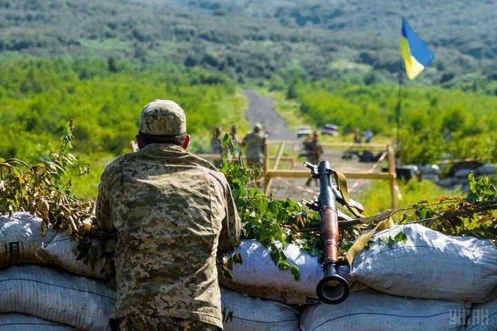Окупанти порушують режим припинення вогню і продовжують обстрілювати українські позиції - Від початку доби бойовики один раз порушили «тишу» на Донбасі