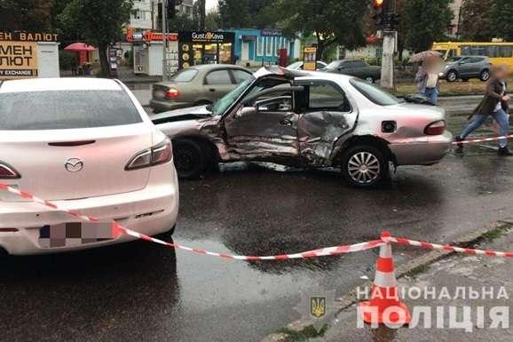 Внаслідок зіткнення одна людина загинула - В Одесі внаслідок ДТП із поліцейським загинула людина