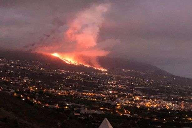 Виверження вулкана на Канарах: влада Іспанії хоче евакуювати до 10 тисяч осіб