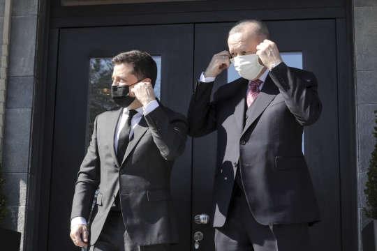 Президенти говорили про звільнення політв'язнів, зокрема кримських татар - Зеленський зустрівся з Ердоганом: говорили про кримських політв'язнів і торгівлю