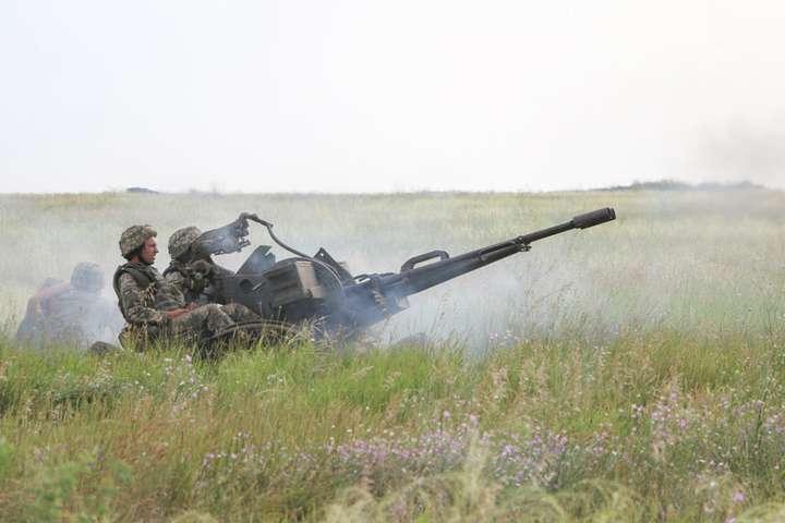Втрат серед військовослужбовців Об'єднаних сил немає - Окупанти минулої доби чотири рази відкривали вогонь на Донбасі