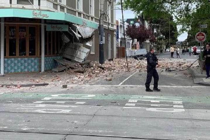 Австралію сколихнув один з найсильніших землетрусів в історії (відео)