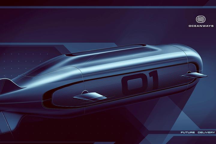 Так буде виглядати перший автономний підводний човен на водневих паливних елементах - У Великобританії розроблений проєкт безпілотного водневого підводного човна