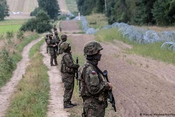 З початку вересня було щонайменше 5 тис. спроб перетнути білорусько-польський кордон - На кордоні Польщі та Білорусі за тиждень померли п'ятеро біженців