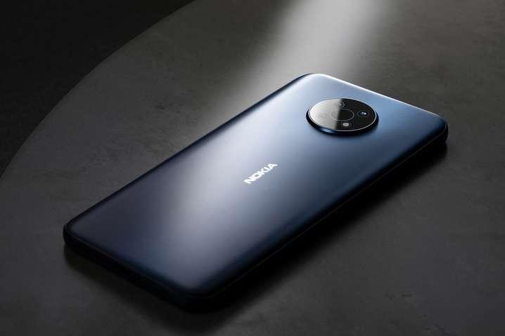 Nokia G50–самый дешевый смартфон с поддержкой 5G - Nokia показала самый дешевый смартфон с поддержкой 5G (видео)