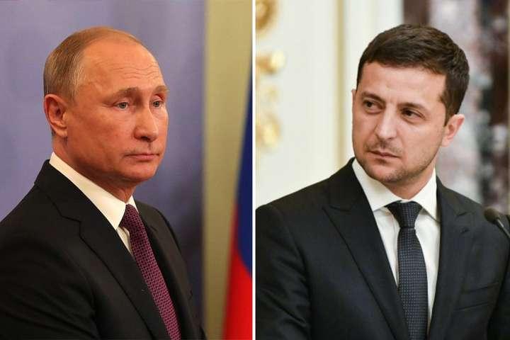 Зустріч двох президентів залишається відкритим питанням, адже й досі не узгоджені основні теми перемовин - Кремль пояснив, що заважає Путіну зустрітися із Зеленським