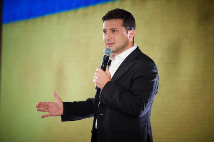 «Украинская правда» утверждает, что вывод Венецианской комиссии относительно законопроекта об олигархах «вряд ли порадует Зе! Команду» - Зеленский был против участия Венецианской комиссии в законопроекте об олигархах, – СМИ