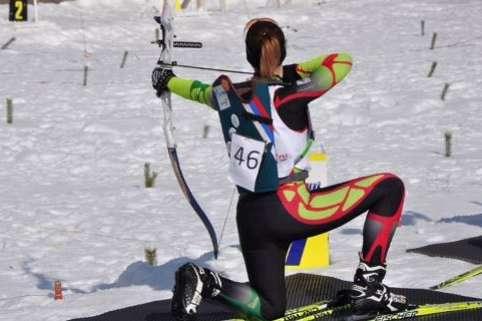 Чемпіонка Росії з біатлону вбила підлітка