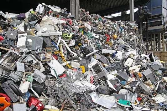 Вага електронного сміття на планеті незабаром перевищить вагу Великої китайської стіни