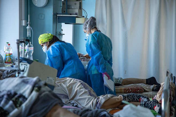 Журналіст показав моторошні фото з сovid-лікарні