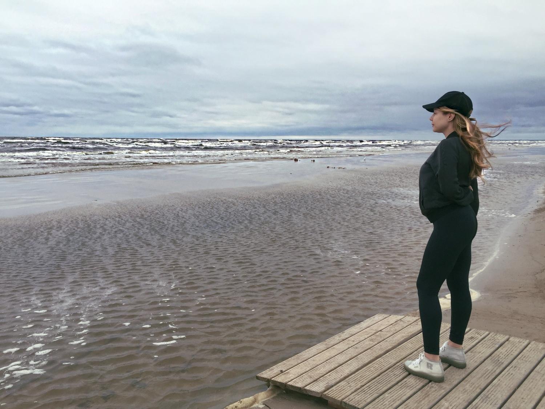 Тина кароль фото пляж