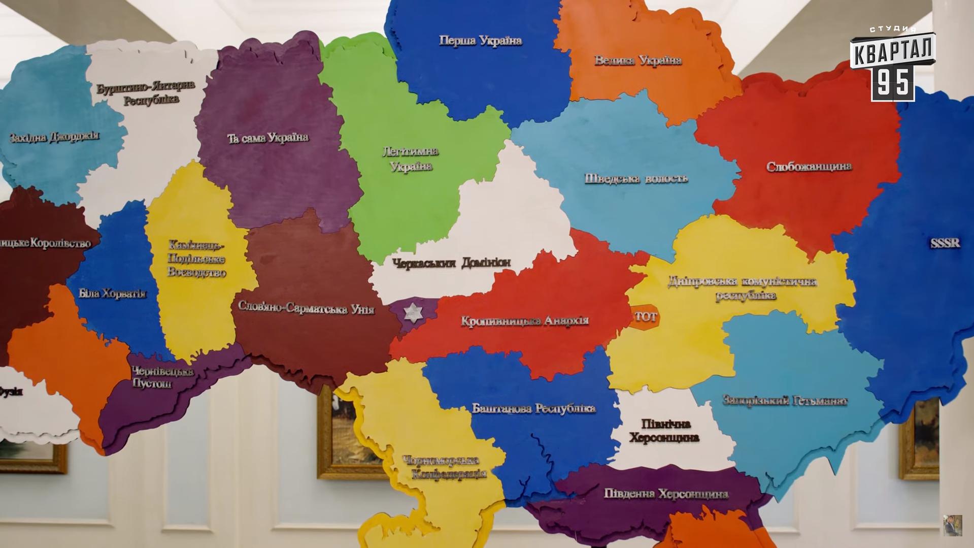 Опубліковано указ про зміну голови Луганської ОДА: замість Комарницького - Гайдай - Цензор.НЕТ 4296