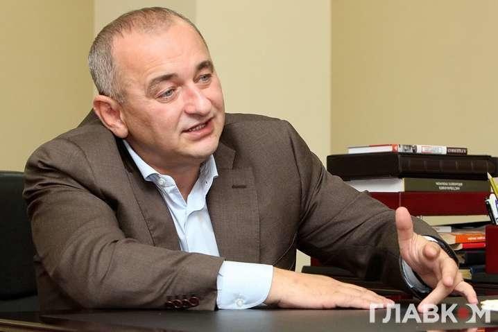 Анатолій Матіос очолював Військову прокуратуру при президентові Порошенку
