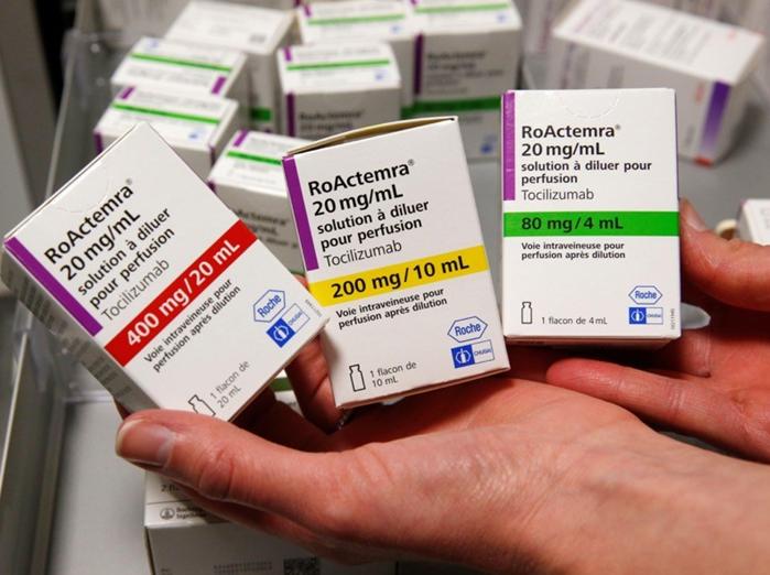 «Актемра» за 40 тыс. грн, который МОЗ добавила в протокол лечения, оказался не таким уж и эффективным