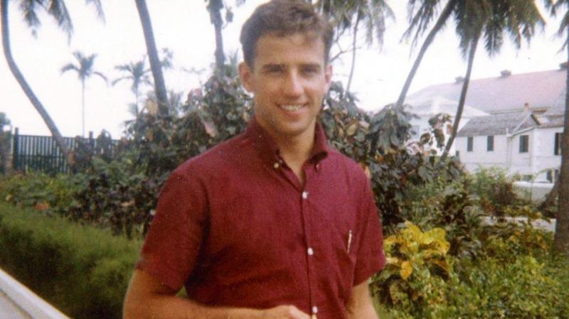 Джо Байдену 25 років,1967 рік. Фото: joebiden.com