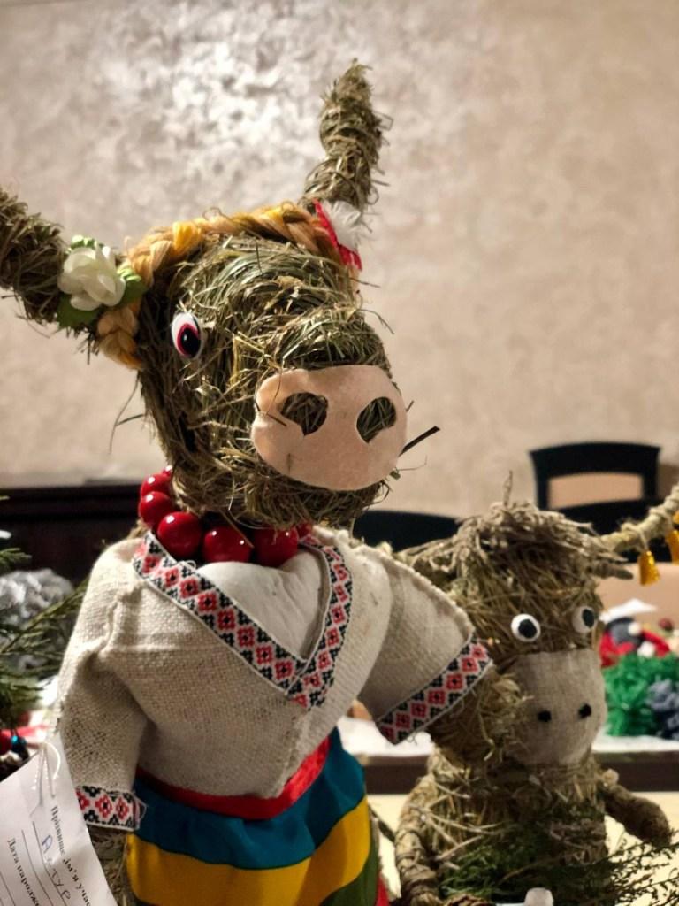 Найкраща іграшка від Артура Хоміча. Фото: Волинське ОУЛМГ