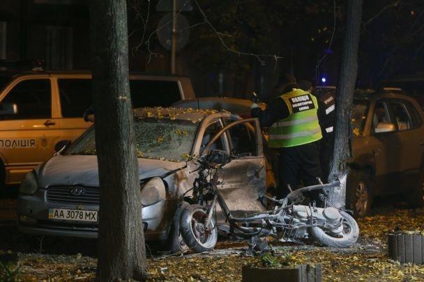 Теракт уКиєві: загиблий від вибуху Морміль несудився зМВС