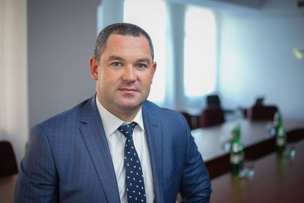 В.о. голови ДФС Мирослав Продан