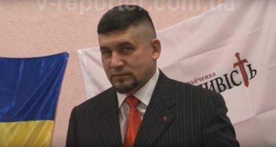 Ігор Радченко, поява якого у «Справедливості» спричинила скандал