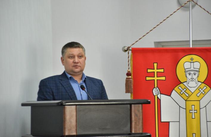 Секретарем Волинської облради обрано радника міського голови Юрія Безпятка