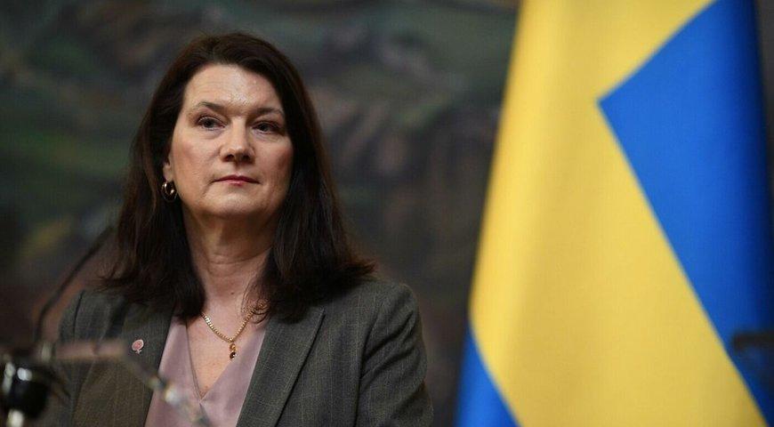 Діюча голова ОБСЄ, міністр закордонних справ Швеції Анн Лінде відмовляється називати конфлікт на Донбасі «війною Росії проти України»