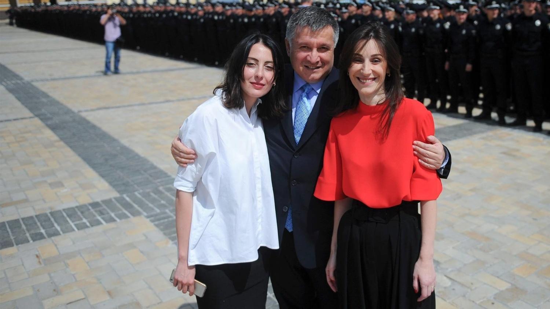 «Грузинський десант» у вигляді Хатії Деконаїдзе та Еки Згуладзе довго в МВС не втримався