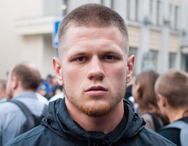 Сергій Філімонов відомий також тим, що брав участь у затриманні в Києві проросійського бойовика Рафаеля Лусваргі