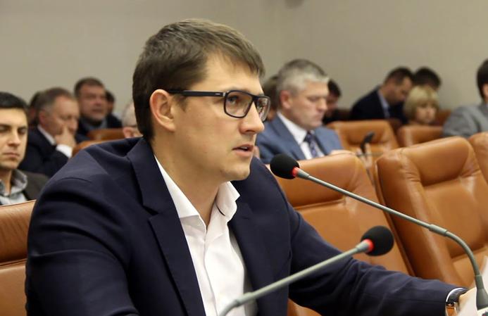 Секретарем Запорізької міськради обрано представника мерської команди Геннадія Наумова