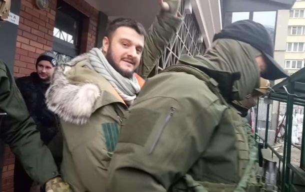 Затримання сина Авакова