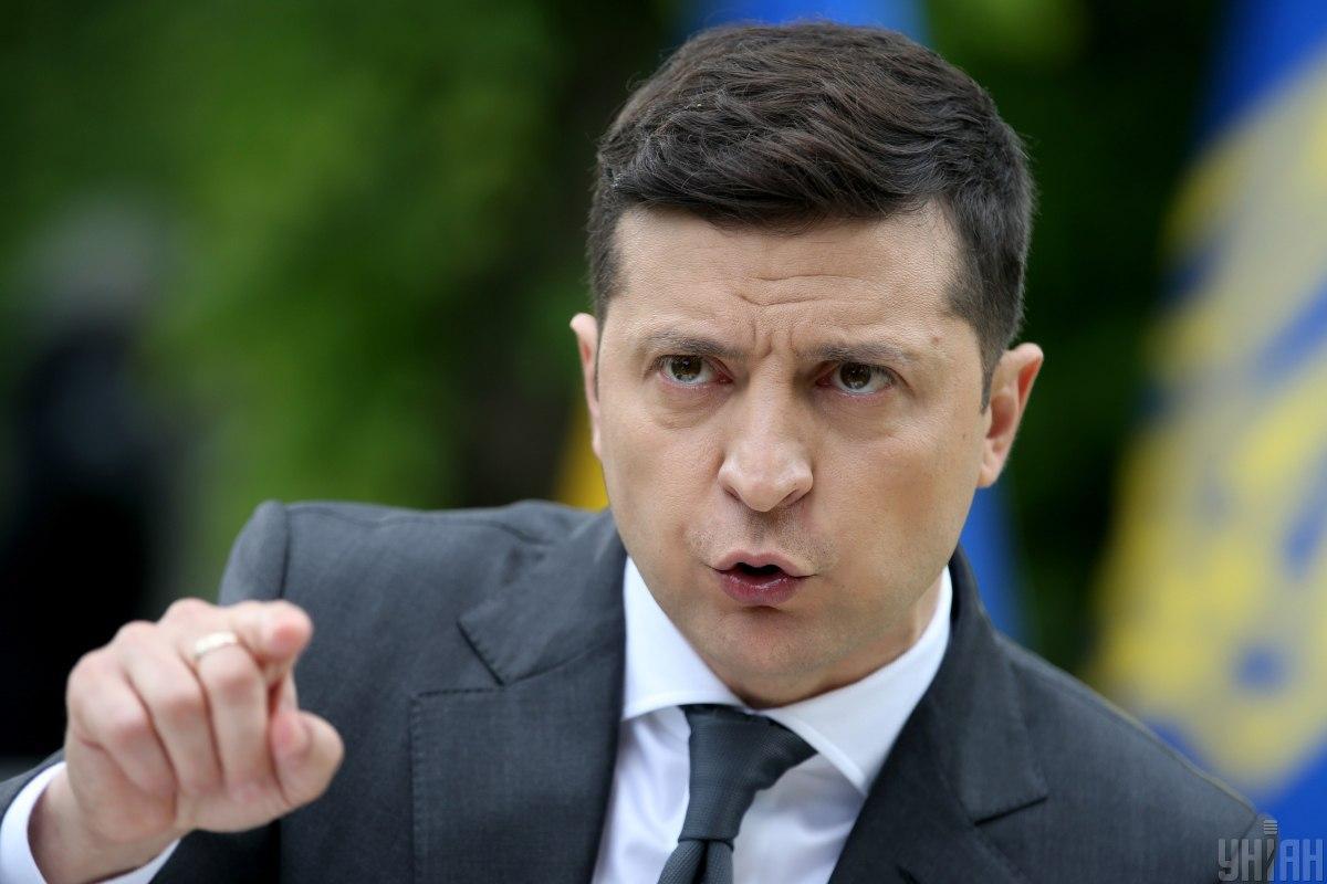 Володимир Зеленський (фото: unian)