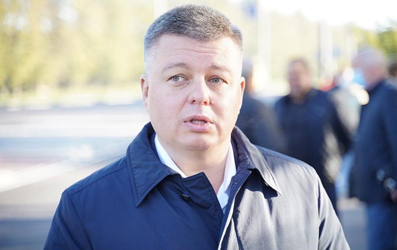 Павла Яблонського від «Української стратегії Гройсмана» переобрано секретарем Вінницької міськради