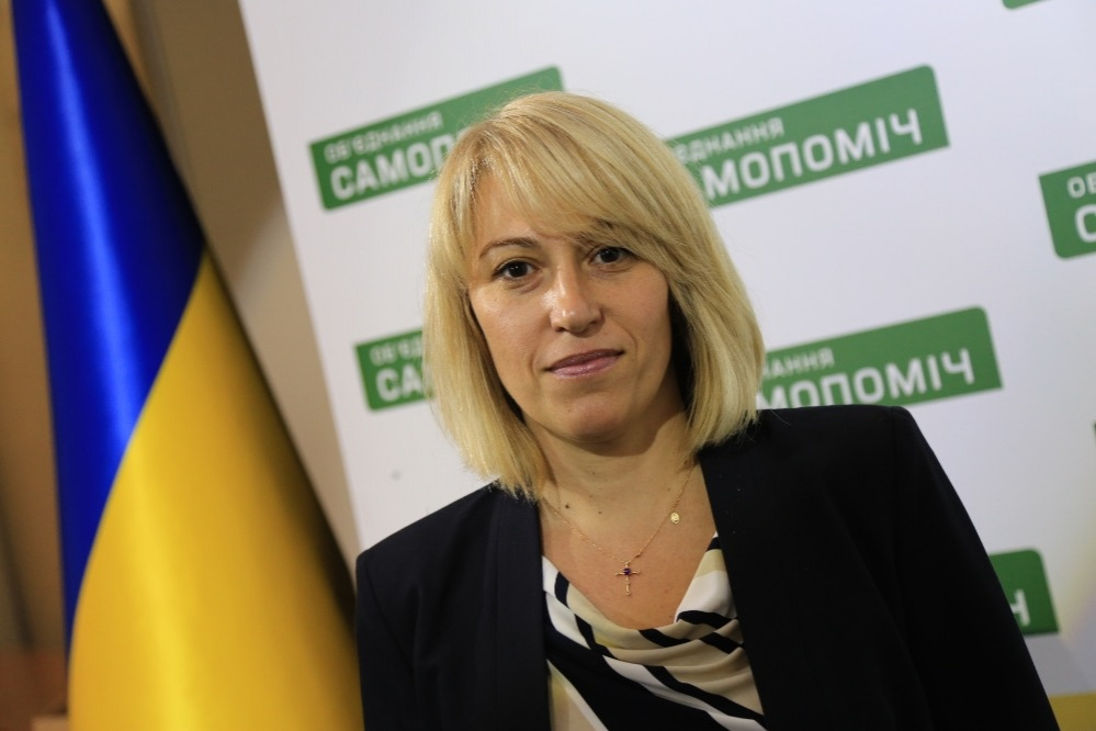 Альона Бабак (samopomich.ua)