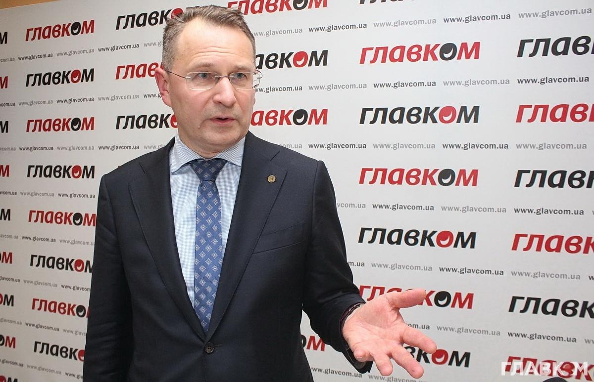Голова Конституційного суду Литви Дайнюс Жалімас
