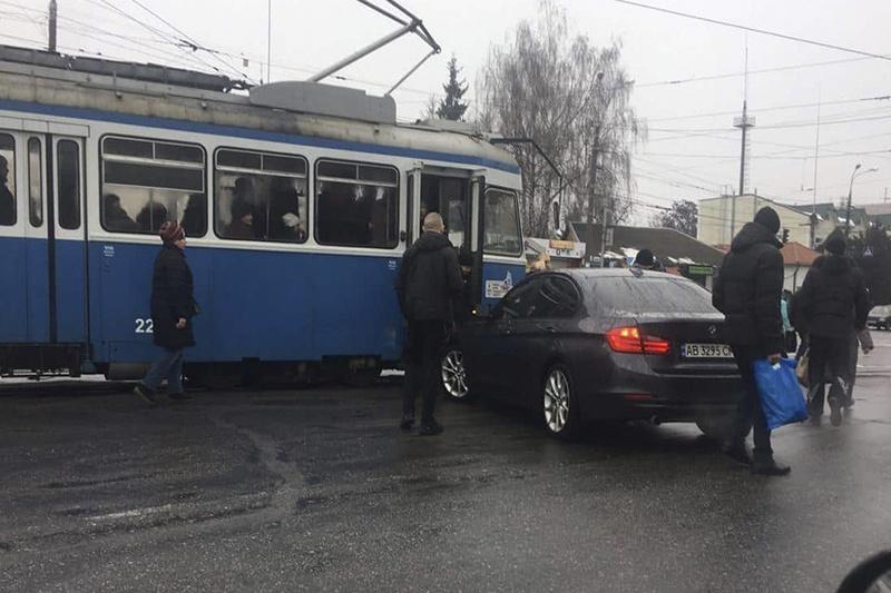 ДТП у Вінниці