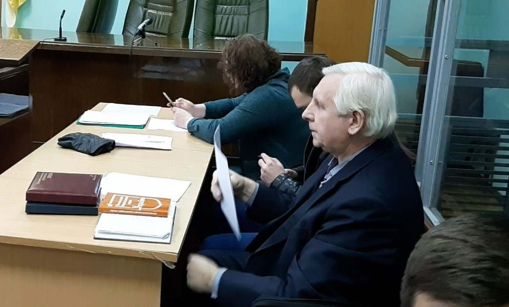 Андрій Сайчук незадовго до смерті. Фото журналіста Данила Мокрика