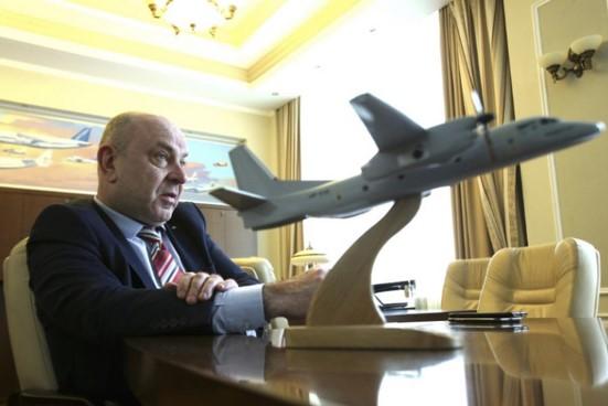 Олександр Донець – колишній керівник ДП «Антонов»