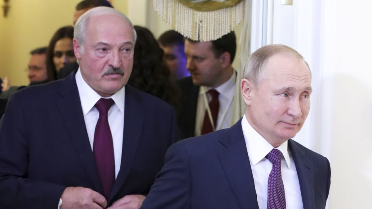 Москва визнала перемогу Лукашенка (Фото: АР)