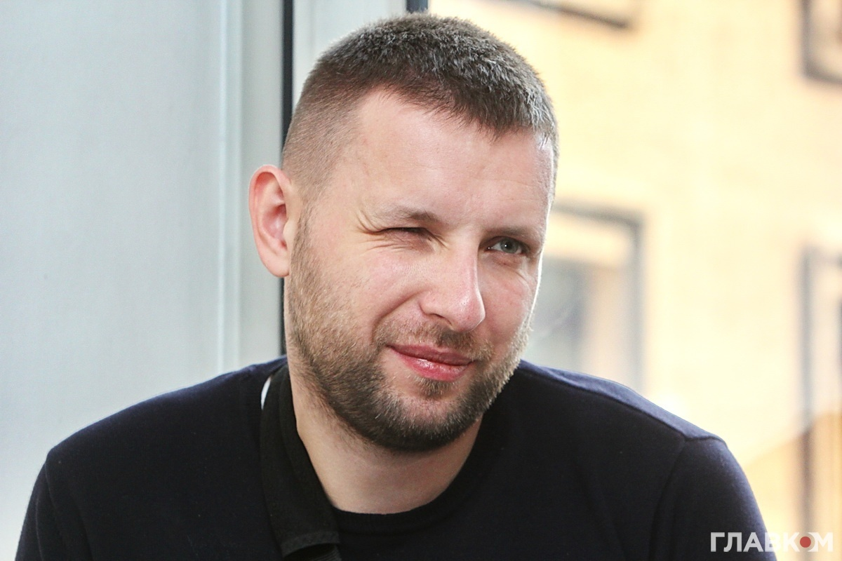 Володимир Парасюк (фото: Станіслав Груздєв, «Главком»)