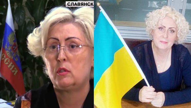 Російські пропагандистські канали представляли Нелю Штепу як «жіноче обличчя ополчення», але на суді вона запевняла, що діяла під примусом