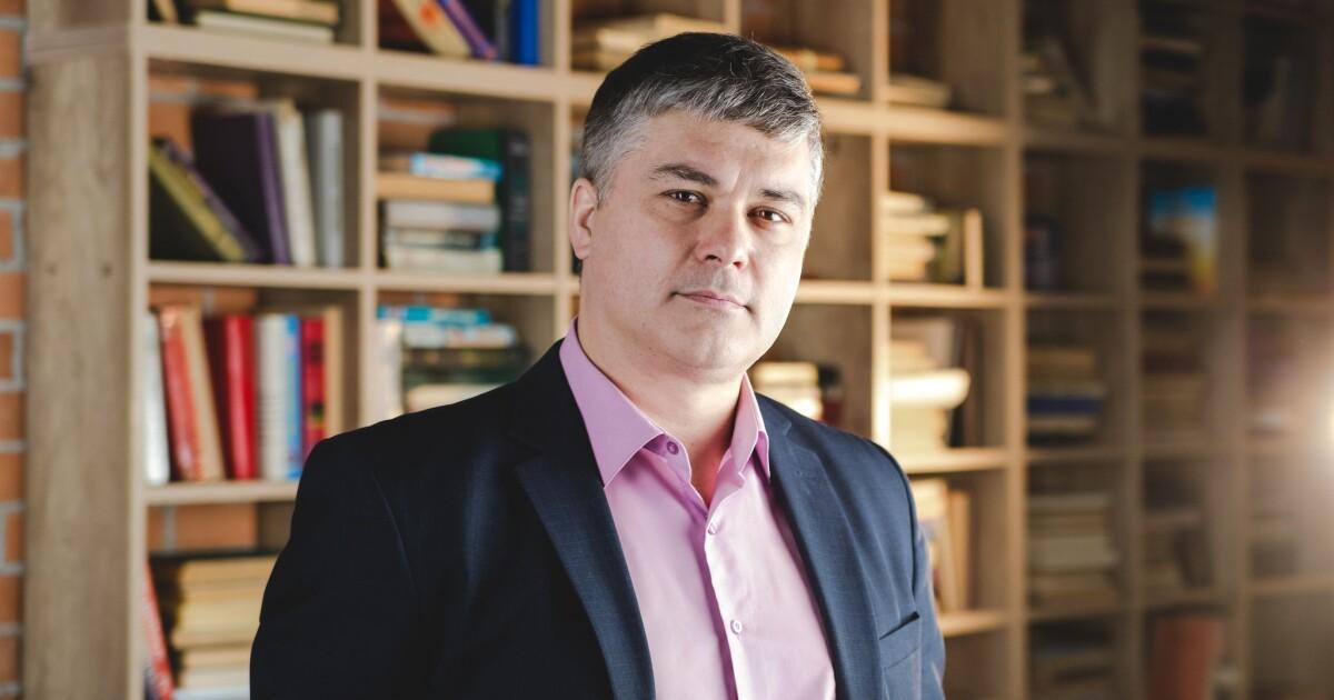 Політичний психолог Валентин Кім