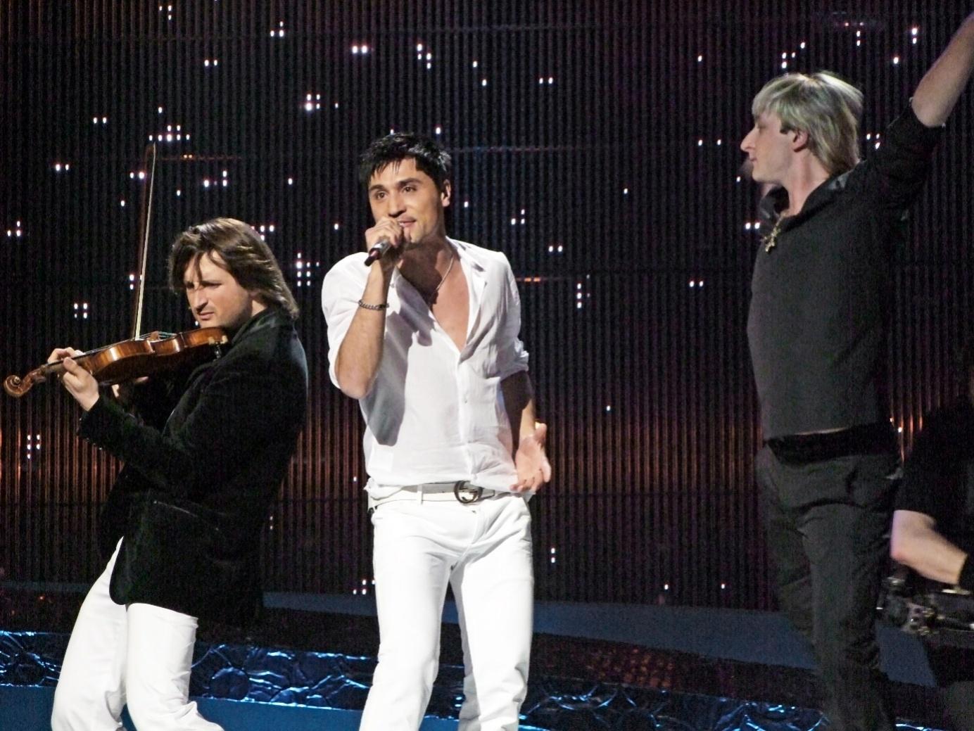 Заради перемоги Діми Білана на «Євробаченні-2008» Росія не пошкодувала коштів
