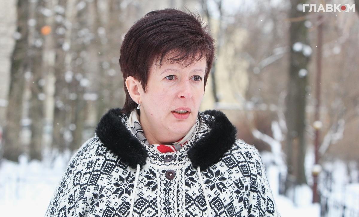 Екс-обмбудсмен Валерія Лутковська