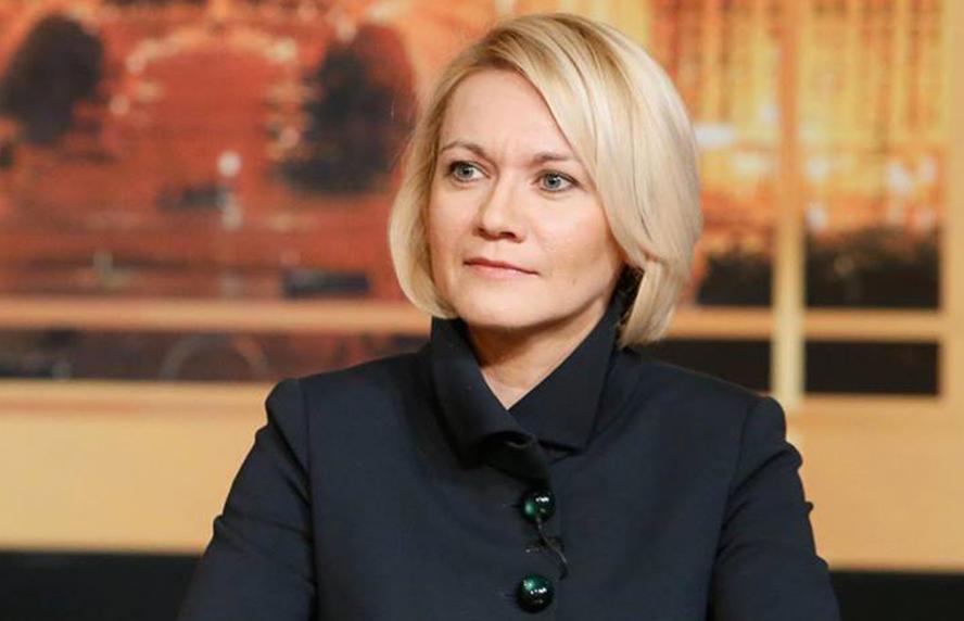 Народний депутат Ольга Бєлькова
