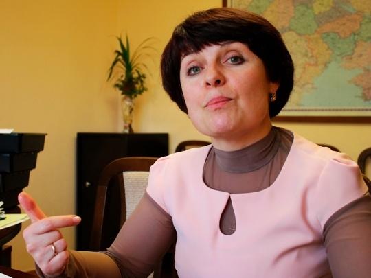 Ірина Ковпашко (Фото: Український інтерес)