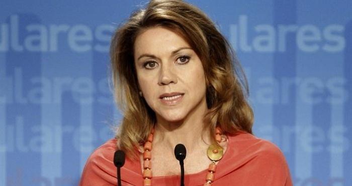 Міністр оборони Іспанії Марія-Долорес де Коспедаль: «Російські хакери здійснили інформаційний напад на Іспанію»