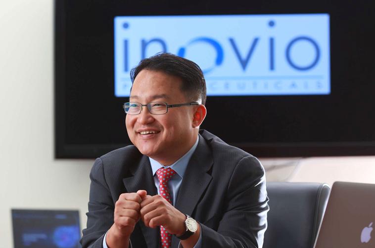 Дж. Джозеф Кім, президент і генеральний директор компанії Inovio Pharmaceuticals