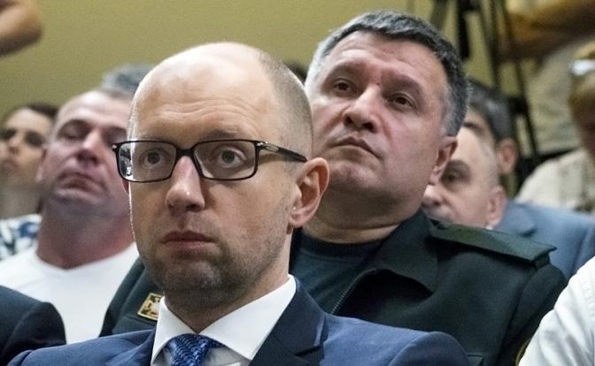 Як Порошенко знищує «Народний фронт»
