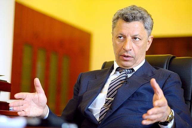 Юрій Бойко – поки єдиний кандидат від Опоблоку, але не від Південного Сходу